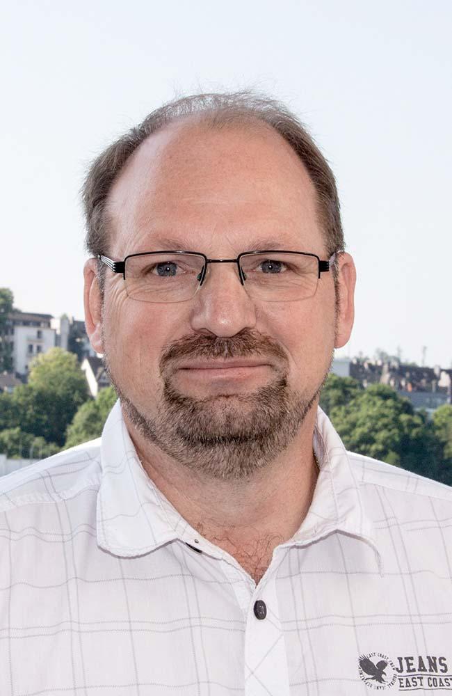 Protrait: Schmidt Thomas